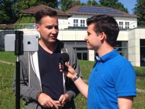 Richard Gutjahr im Interview